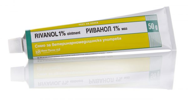 Риванол -1%-50g