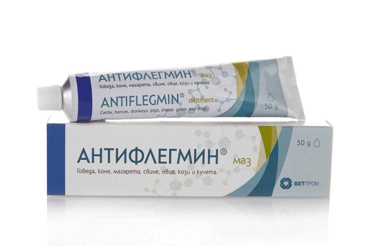 Антифлегмин маз -50g