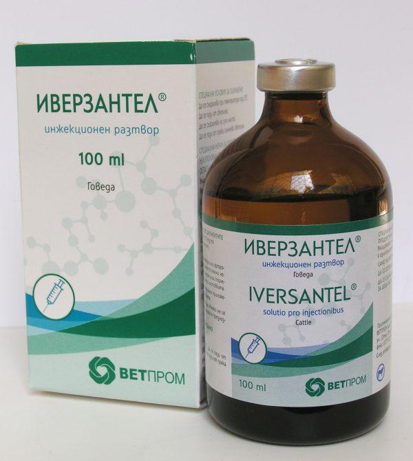 Иверзантел-100-ml